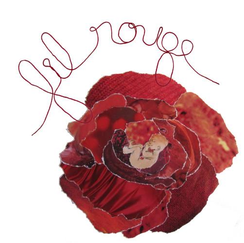 Florence Delobel-fil rouge
