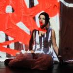 Rouge à 18h avec sophie Clerfayt,  amandine Orban, Marie Rose Meysmans