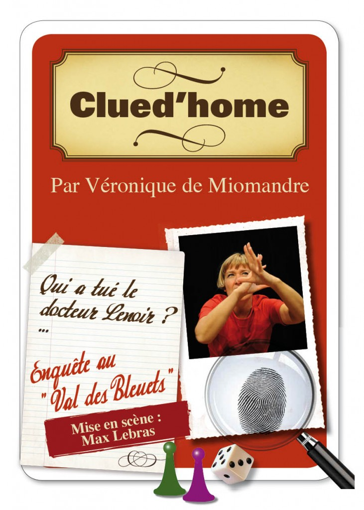 IMAGE Véronique de MIomandre Clued home